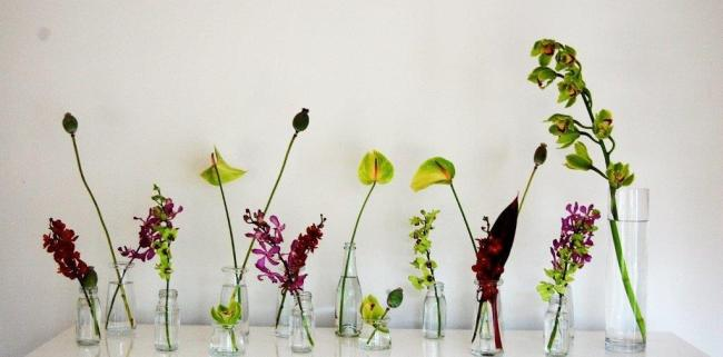 Minimalist Floral Design Carolyn Howells