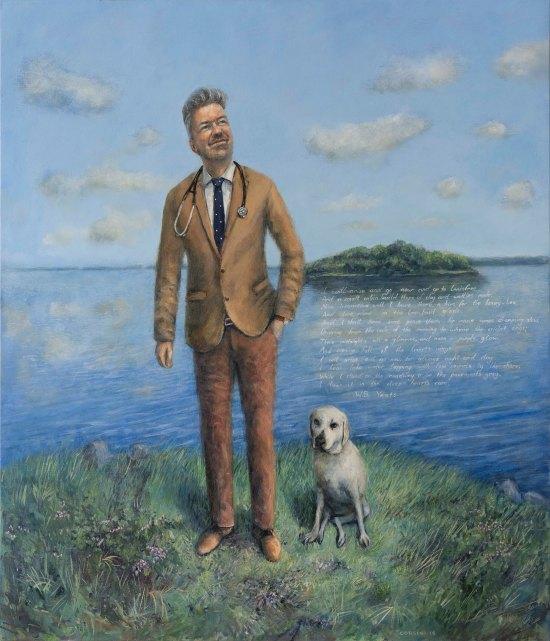 Lake isle of Innisfree, Dr Hession returns r